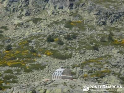Ruta senderismo Peñalara - Parque Natural de Peñalara - Refugio Zabala; calcetines senderismo vera